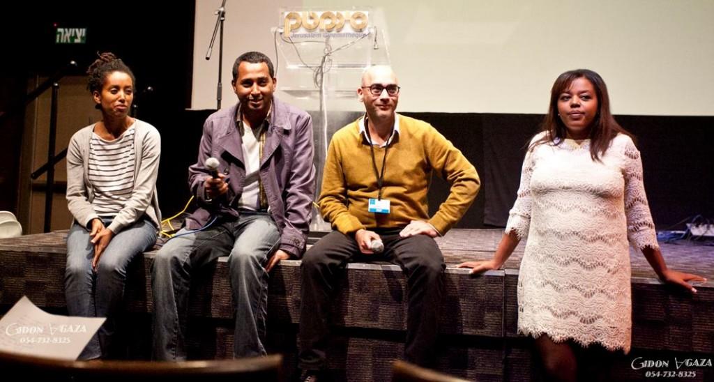 יוצרי הסרטים: אסתי עלמו וקסלר, אליאס זאודה ואלמורק מרשה
