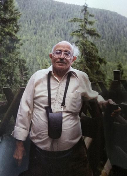 """עו""""ד ירמיהו בן אריה ז""""ל 1929-2012"""